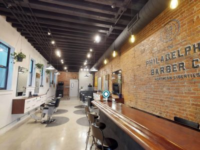 virtual tour philly barber