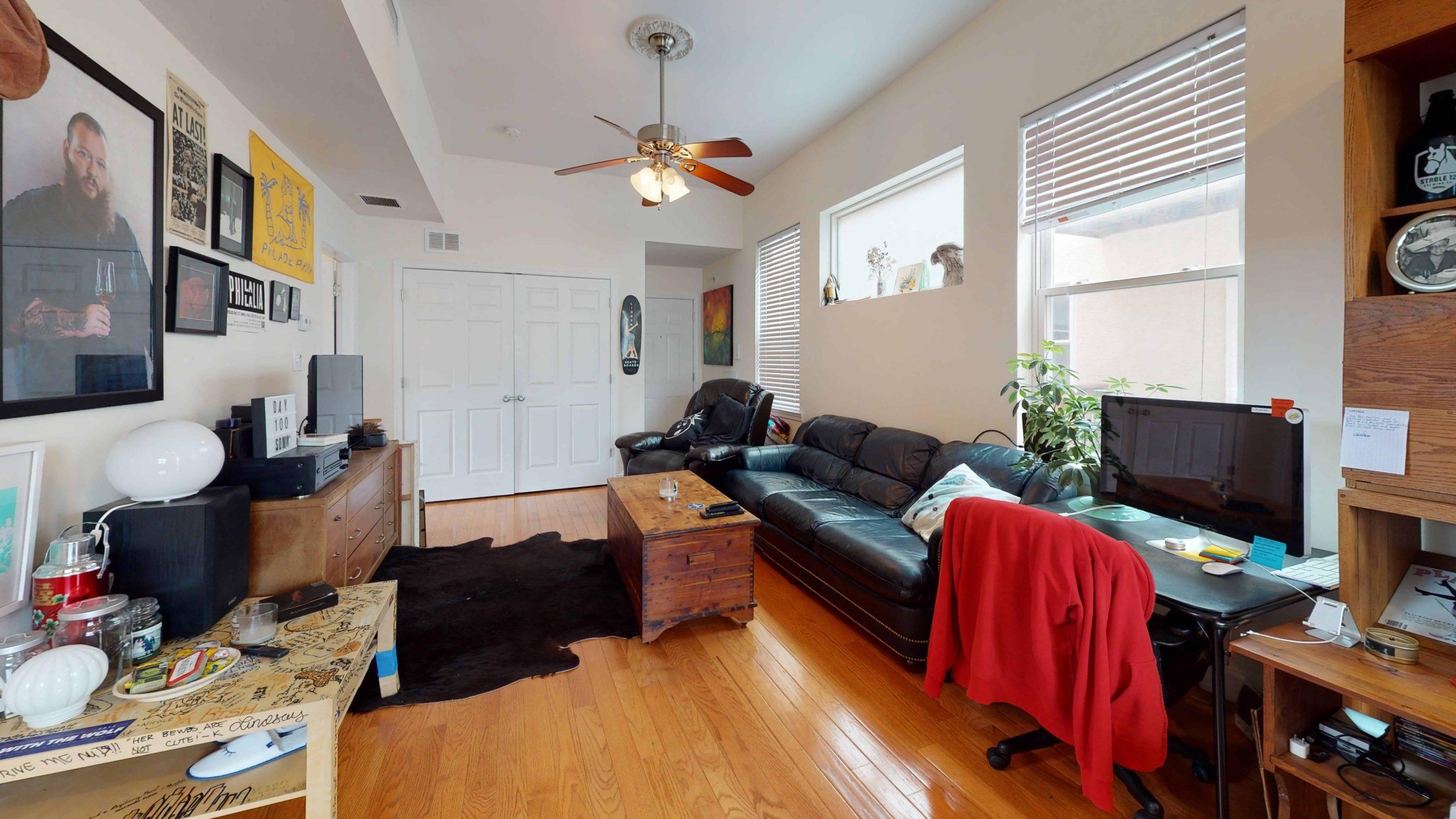 1521A Floor Rear Poplar Street Floor 2nd Philadelphia PA