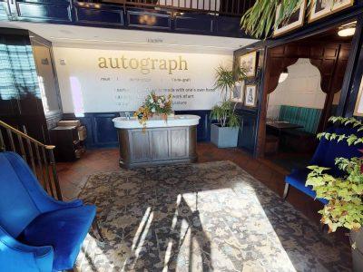 virtual tour autograph brasserie