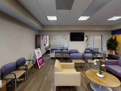 virtual tour dedicated senior medical center