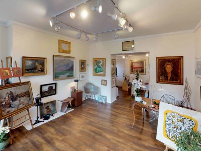 virtual tour the little gallery