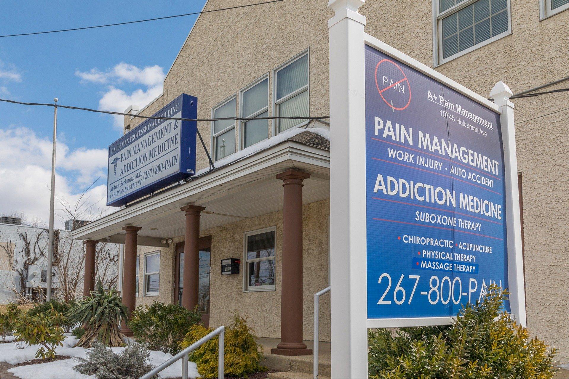 A+ Pain Management Virtual Tour