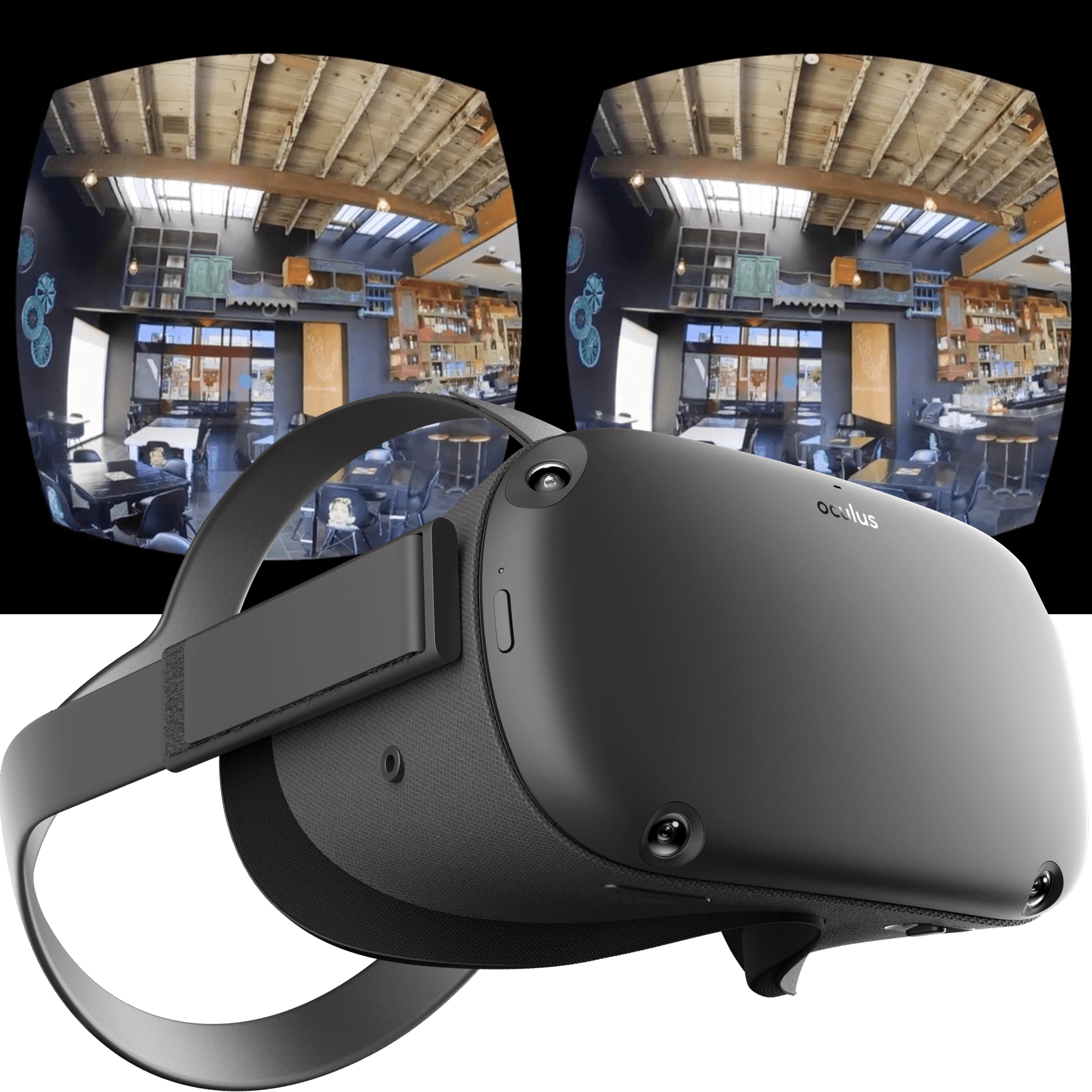 virtual tour goggles