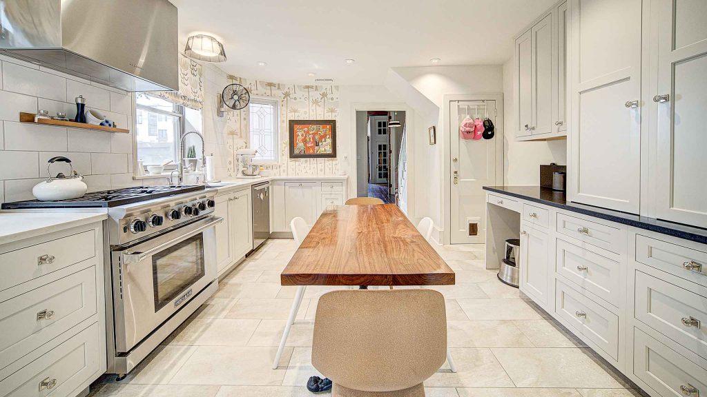 422 Green Street Kitchen