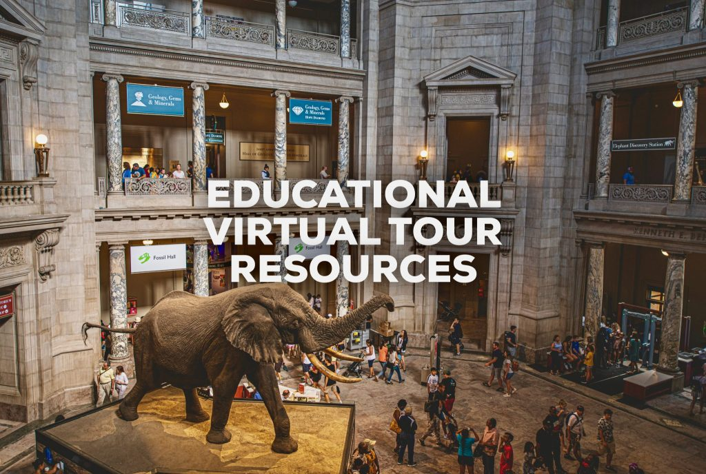 educational 3d tours