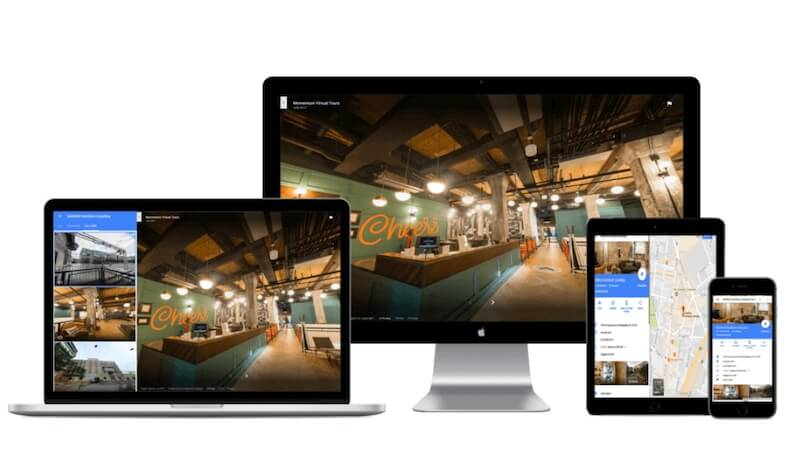 virtual tours for mobile devices