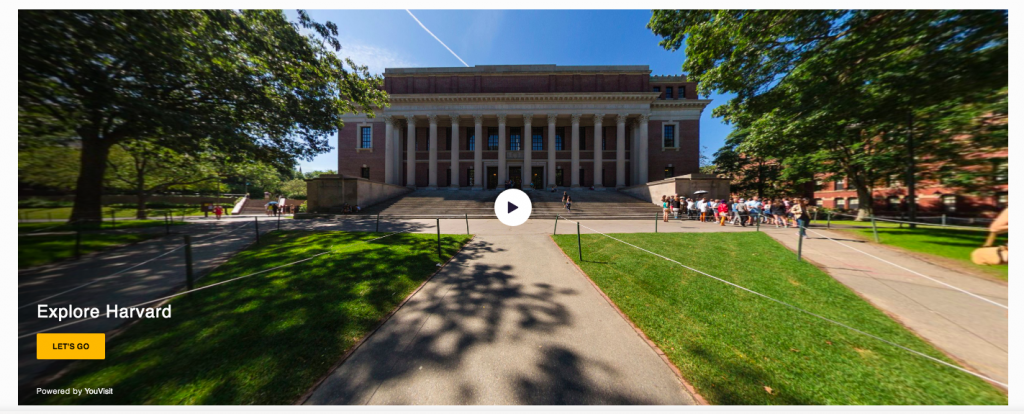 Virtual Tours of College Campuses