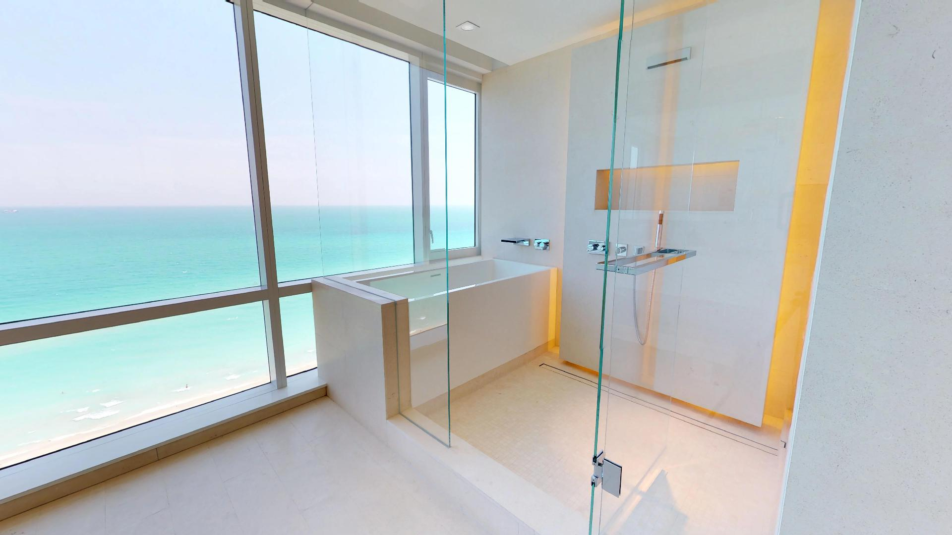 1 Hotel and Homes South Beach Penthouse 1609 Master Bath