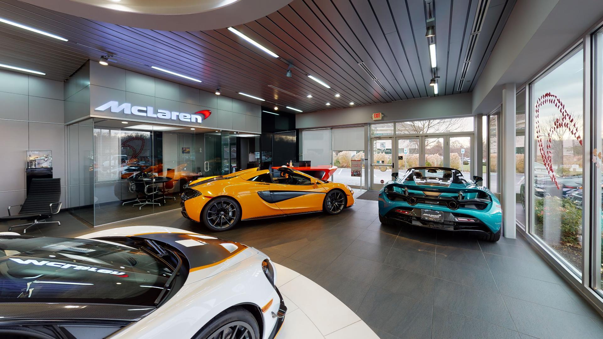McLaren Philadelphia Photo 4