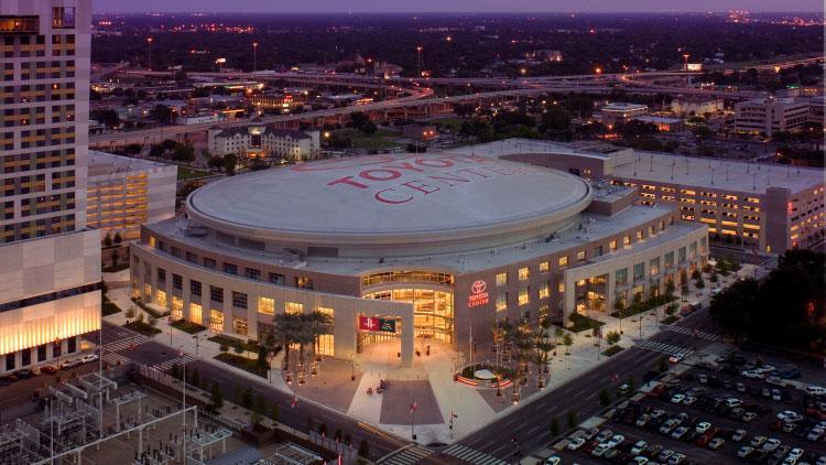 Virtual Tour of Houston