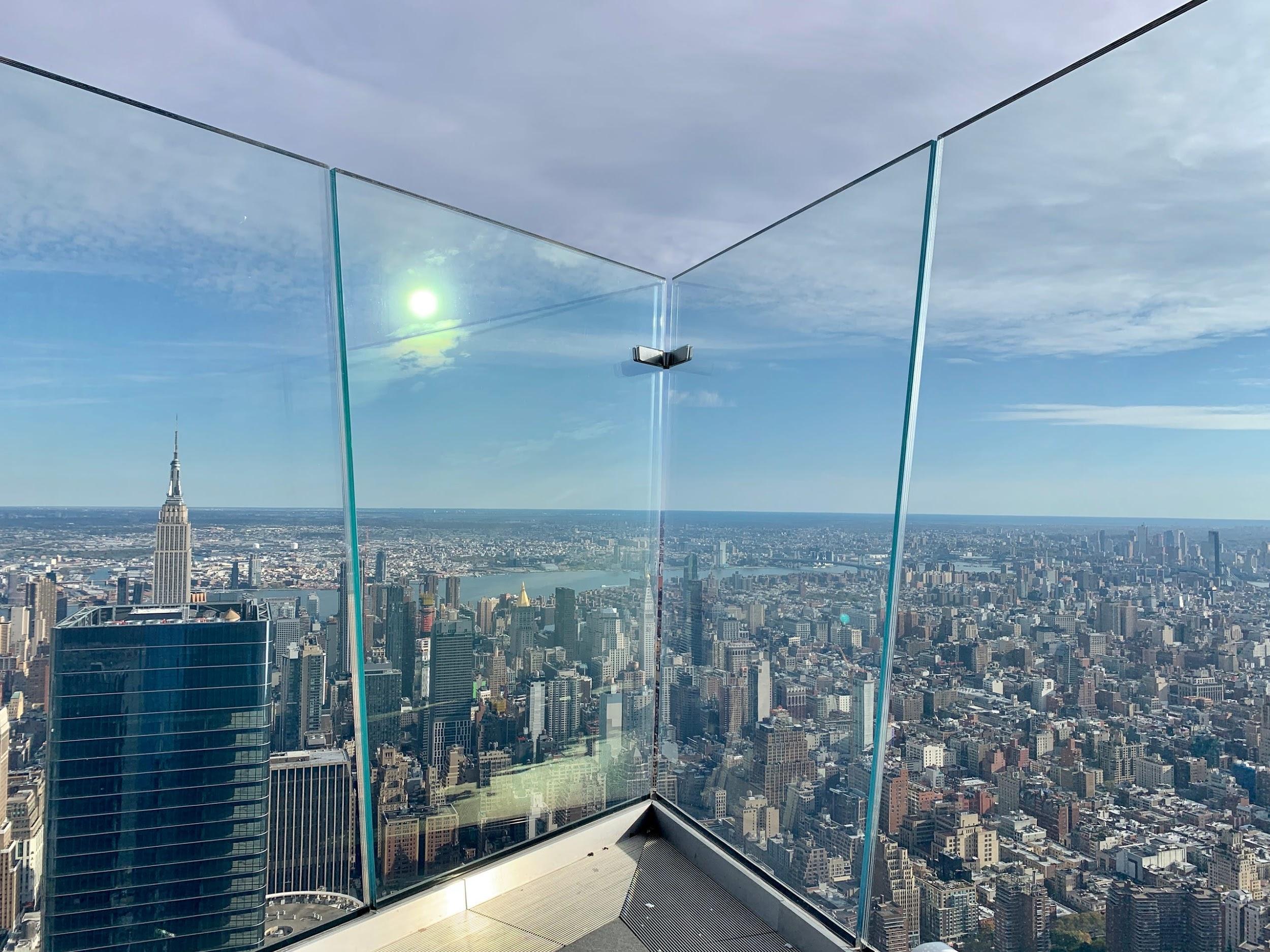 Virtual Tour of New York City